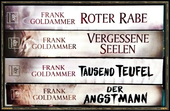 Roter Rabe von Frank Goldammer - Astrolibrium