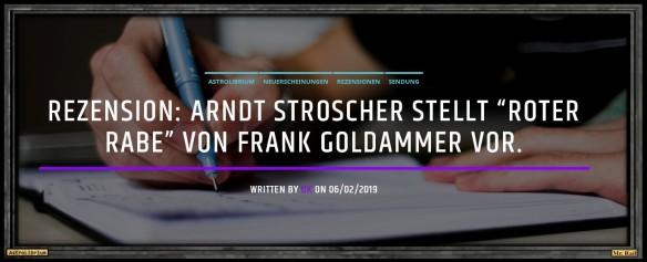 Roter Rabe von Frank Goldammer - AstroLibrium _ Hörbahn