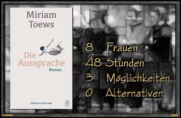 Die Aussprache von Miriam Toews - AstroLibrium