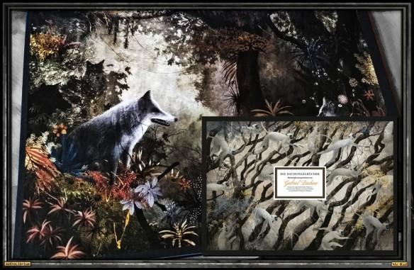 Die Dschungelbücher von Gabriel Pacheco - Astrolibrium