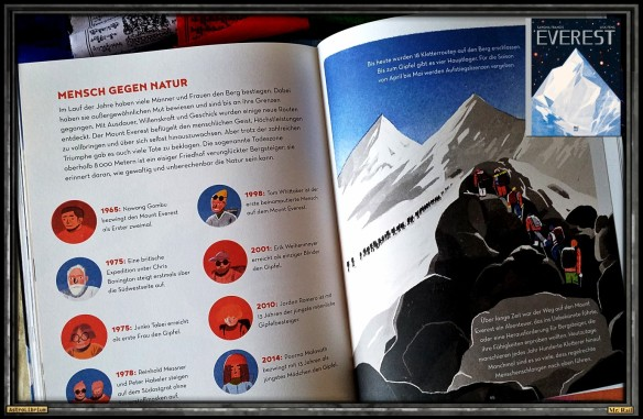 Everest - Das Bilderbuch - AstroLibrium