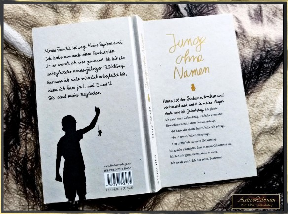 Junge ohne Namen von Steve Tasane - Astrolibrium