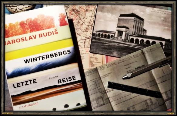 Winterbergs letzte Reise von Jaroslav Rudiš - AstroLibrium