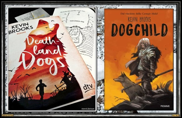 Deathland Dogs von Kevin Brooks_astrolibrium
