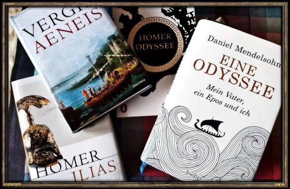 Eine Odyssee - Mein Vater, ein Epos und ich - Daniel. Mendelsohn - Astrolibrium