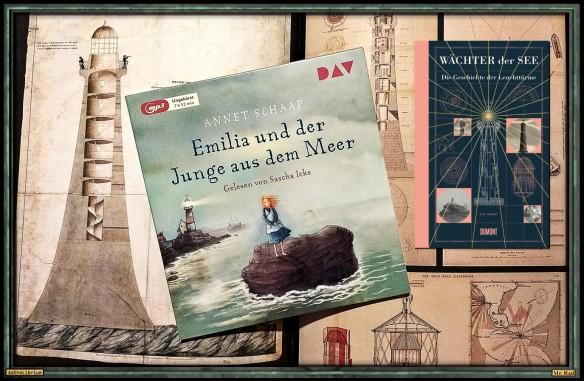 Emilia und der Junge aus dem Meer von Annet Schaap - AstroLibrium