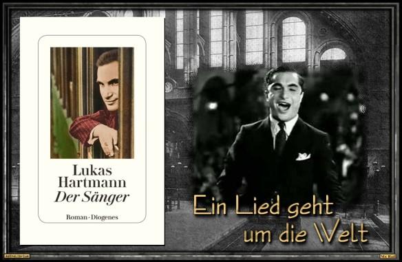 Der Sänger von Lukas Hartmann - AstroLibrium