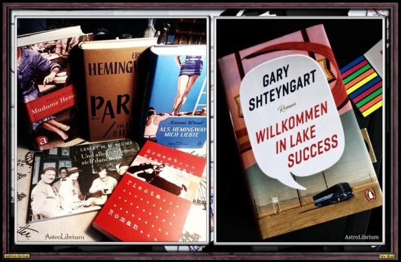 Willkommen in Lake Success von Gary Shteyngart - Astrolibrium
