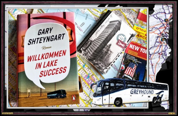 Willkommen in Lake Success von Gary Shteyngart - Astrolibrium