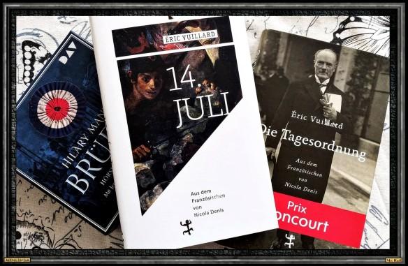 14. Juli von Éric Vuillard - Astrolibrium