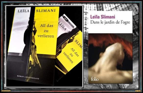 All das zu verlieren von Leila Slimani - AstroLibrium