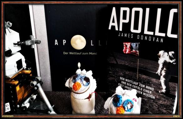 Apollo 11 - 50 Jahre Mondlandung in der Literatur - AstroLibrium