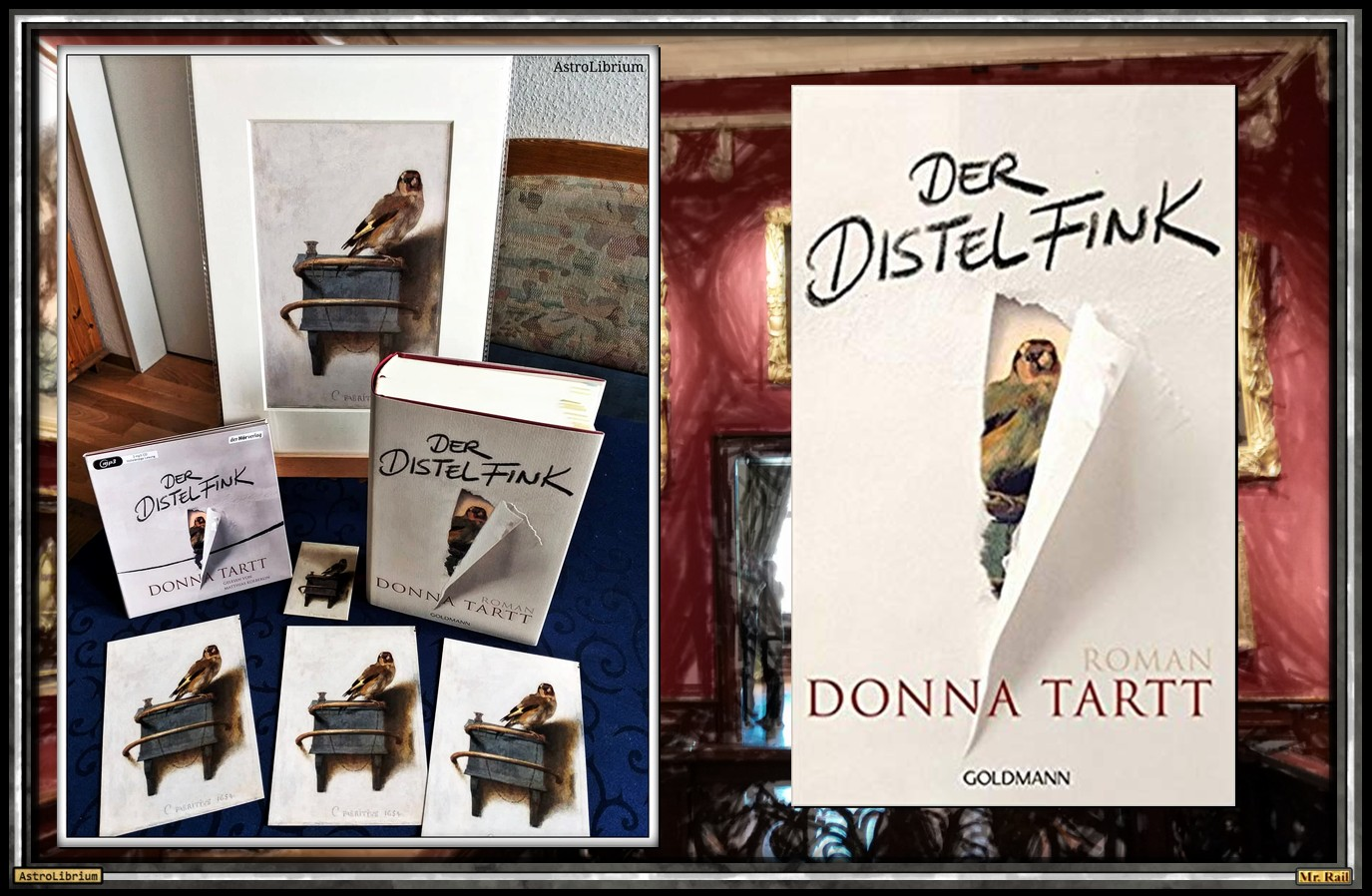 Der Distelfink Film