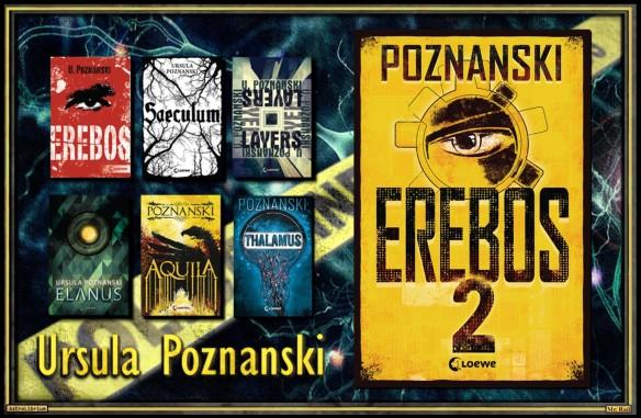 Von EREBOS zu EREBOS 2 – Ursula Poznanski - Rück- und Ausblick - AstroLibrium