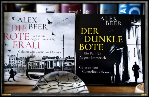 Der dunkle Bote von Alex Beer - AstroLibrium