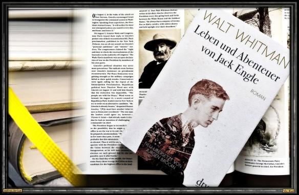 Leben und Abenteuer von Jack Engle von Walt Whitman - Astrolibrium