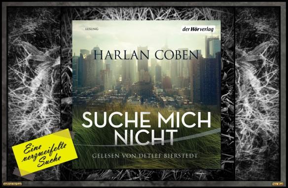 Suche mich nicht von Harlan Coben – AstroLibrium