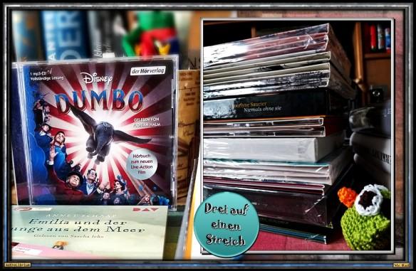 König der Löwen - Dumbo - Aladdin - Die Disney-Hörbücher_astrolibrium