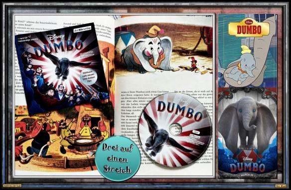 König der Löwen - Dumbo - Aladdin - Die Disney-Hörbücher - Astrolibrium