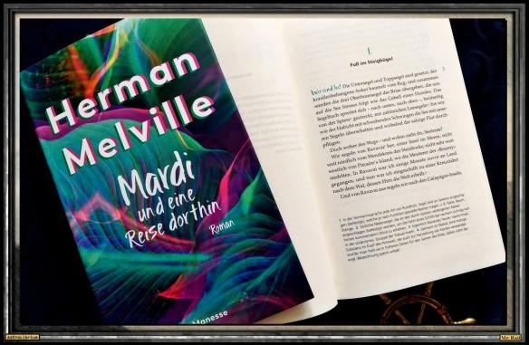 Mardi und die Reise dorthin von Herman Melville - AstroLibrium
