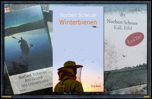 Winterbienen von Norbert Scheuer - AstroLibrium