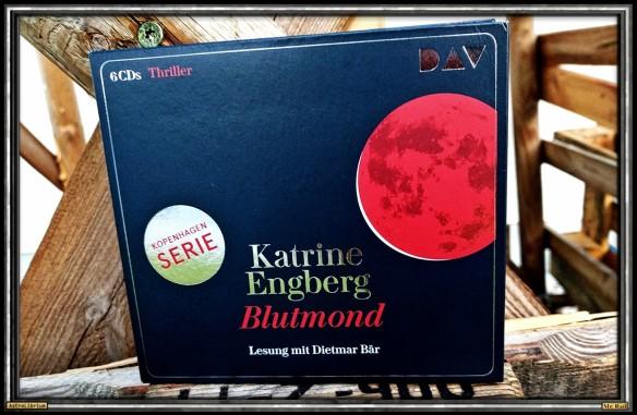 Blutmond von Katrine Engberg - AstroLibrium