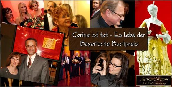 Von der Corine zum Bayerischen Buchpreis - AstroLibrium