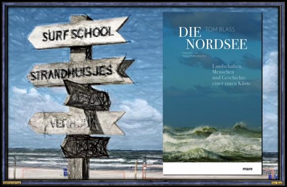 Die Nordsee von Tom Blass - AstroLibrium