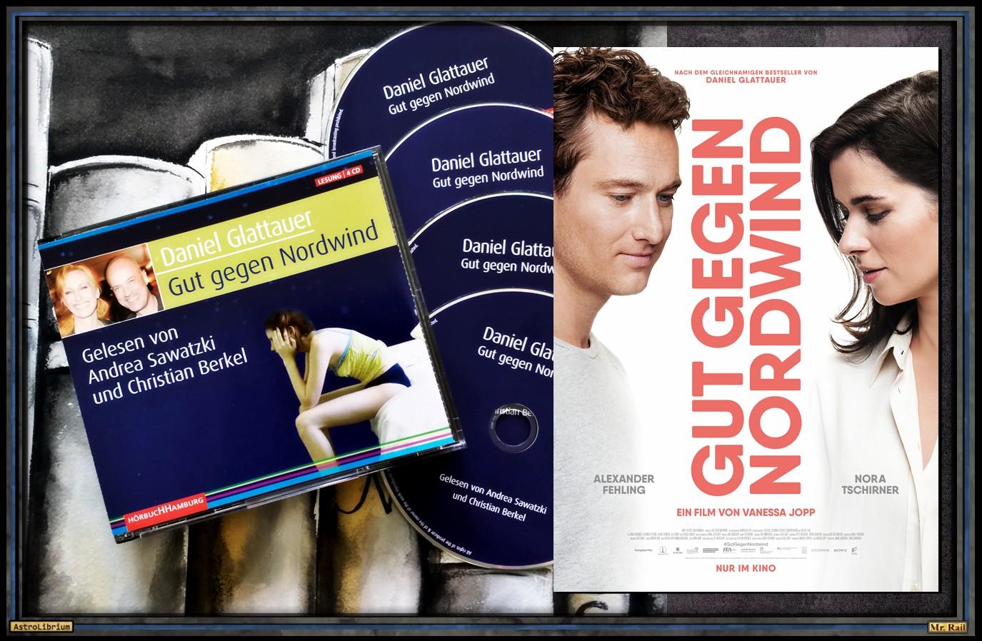 Gut gegen Nordwind - Buch, Hörbuch und Film - AstroLibrium