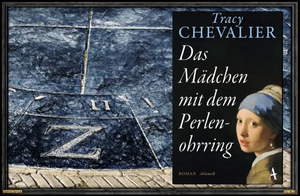 Das Mädchen mit dem Perlenohrring von Tracy Chevalier - AstroLibrium