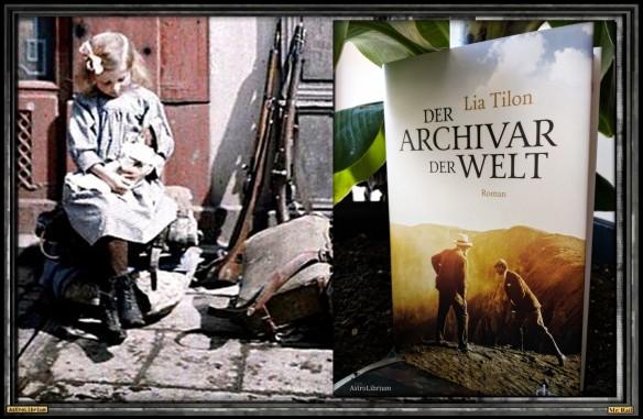 Der Archivar der Welt von Lia Tilon - Astrolibrium
