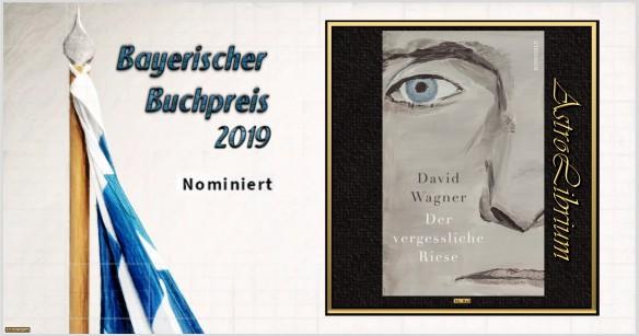 Der vergessliche Riese von David Wagner - AstroLibrium