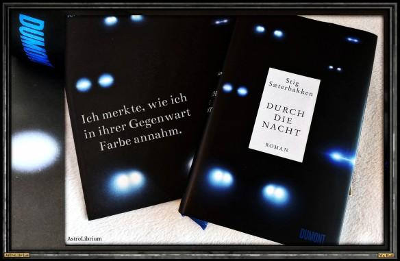 Durch die Nacht von Stig Sæterbakken - Astrolibrium