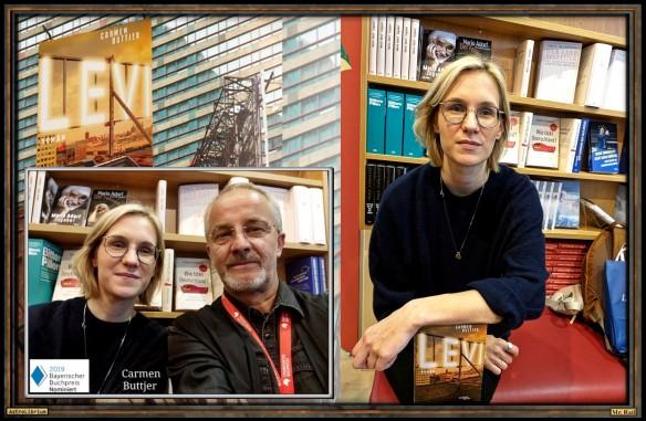 LEVI-Autorin Carmen Buttjer - Die Begegnung - AstroLibrium