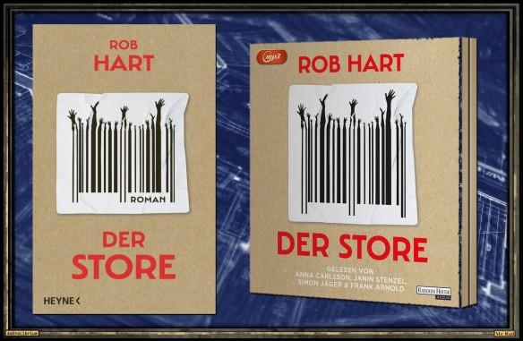 DER STORE von Rob Hart - AstroLibrium