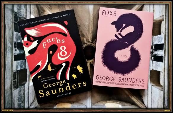 Fuchs 8 von George Saunders - AstroLibrium