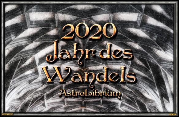 2020 in der kleinen literarischen Sternwarte AstroLibrium
