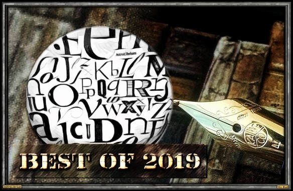 AstroLibrium - Best of Print und Audio 2019
