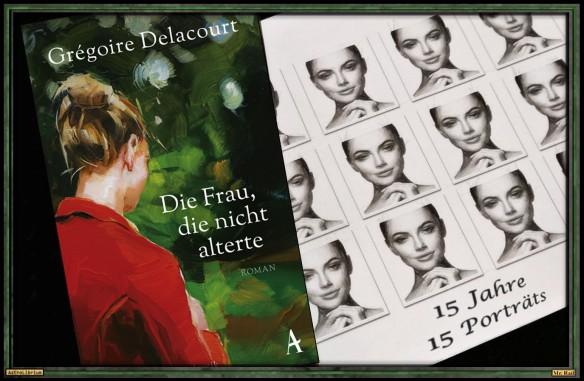Die Frau, die nicht alterte von Grégoire Delacourt - Astrolibrium