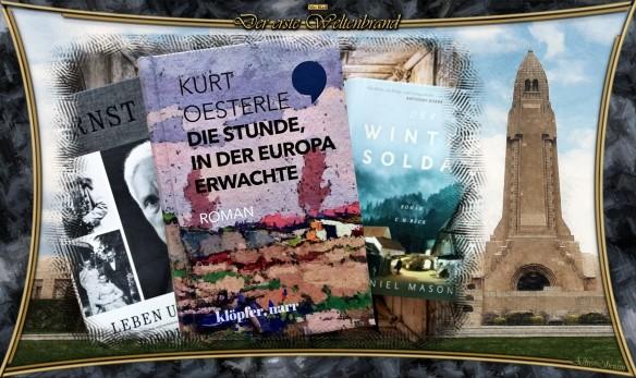 Die Stunde, in der Europa erwachte von Kurt Oesterle - AstroLibrium