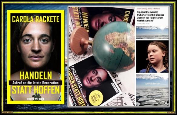 Handeln statt hoffen von Carola Rackete - AstroLibrium