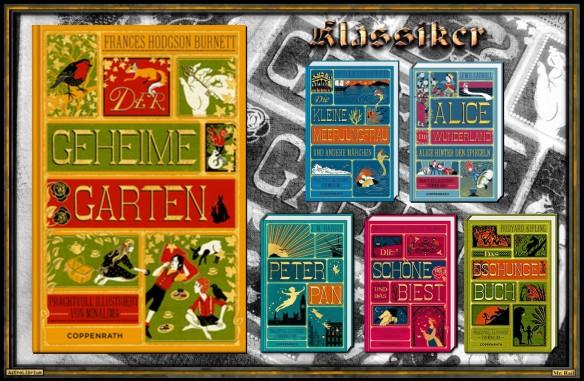 Der geheime Garten von F.H. Burnett - AstroLibrium