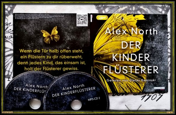 Der Kinderflüsterer von Alex North - AstroLibrium