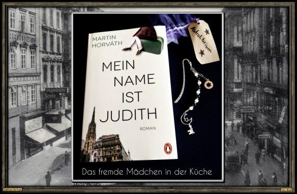 Mein Name ist Judith von Martin Horváth - Astrolibrium