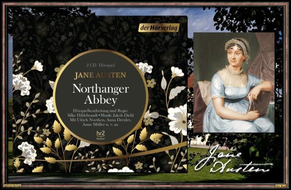 Northanger Abbey von Jane Austen - AstroLibrium