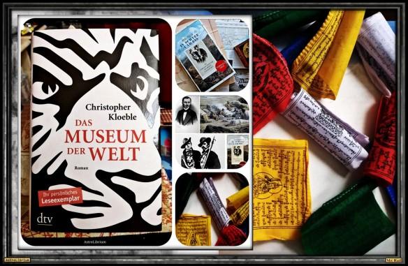 Das Museum der Welt von Christopher Kloeble_astrolibrium