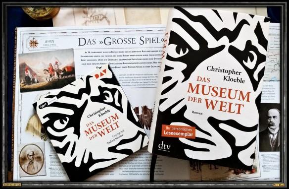 Das Museum der Welt von Christopher Kloeble - astrolibrium