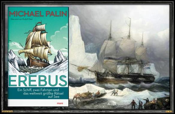 EREBUS von Michael Palin - Astrolibrium