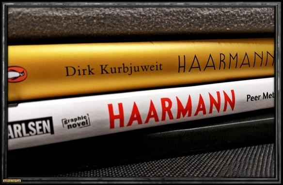 HAARMANN von Dirk Kurbjuweit - Astrolibrium