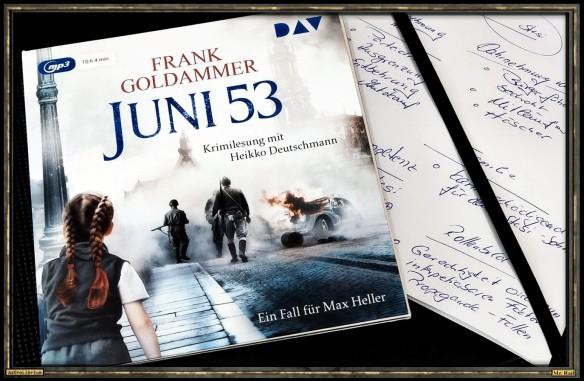 Juni 53 von Frank Goldammer - AstroLibrium